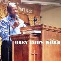 Obey God's Word
