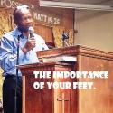 The importance of your feet.