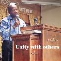 Unity with others